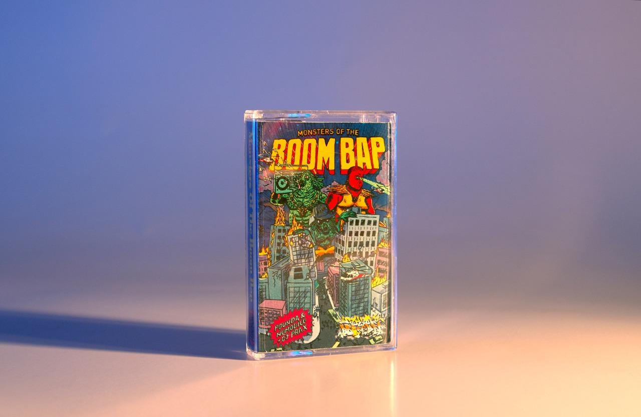 Escucha 'Monsters of the Boom Bap', el nuevo álbum de Pounda & NoModico