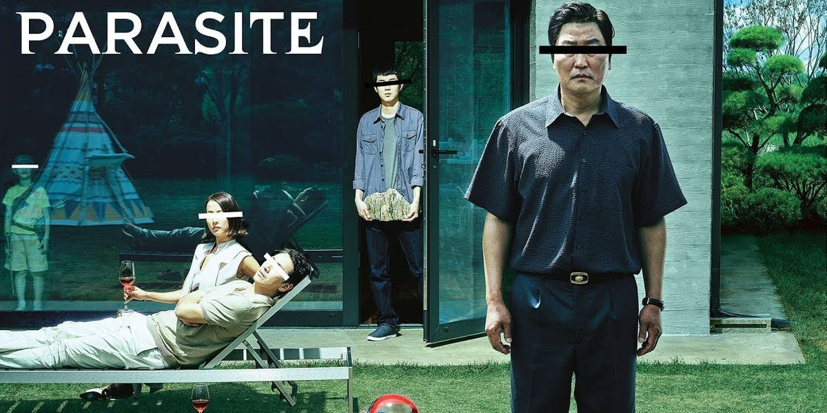 Parasite, una tragicomedia de clases sociales