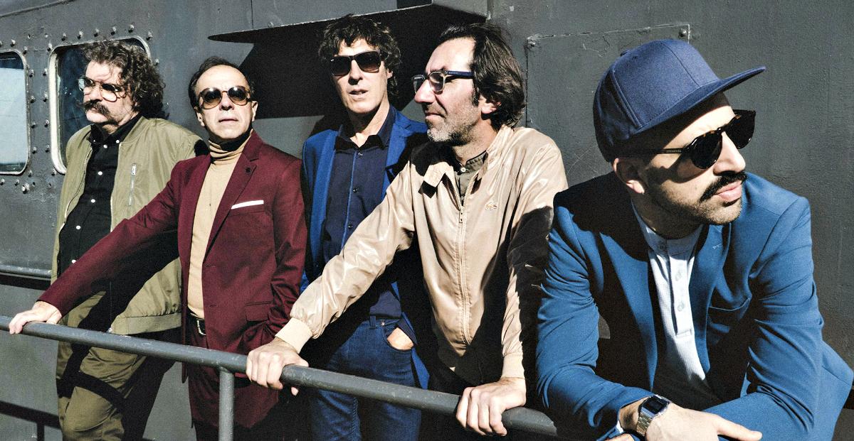 ¡Somos afortunados! El Cuarteto De Nos vuelve a Lima