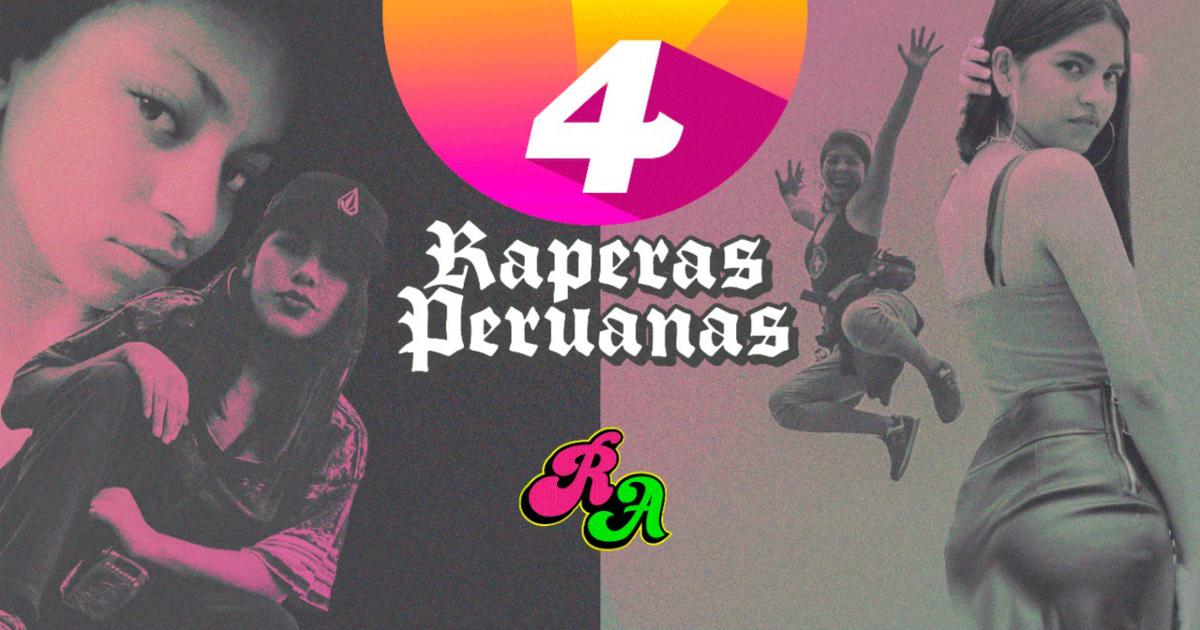4 raperas peruanas para prestar atención este 2020