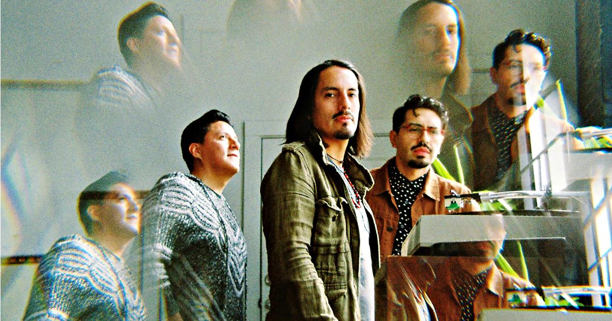 Mayta, la banda peruana radicada en Dallas, presenta su nuevo EP 'Rej Karuta'