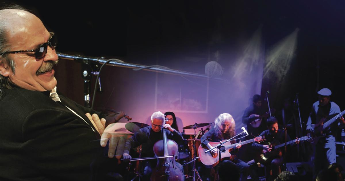 El Polen y Litto Nebbia juntos en el Teatro Municipal de Lima