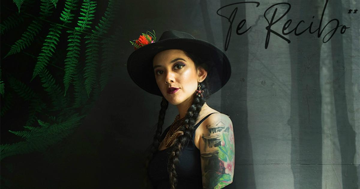 Escucha «Te recibo», el nuevo single de Fátima Foronda producido por Miki Gonzáles