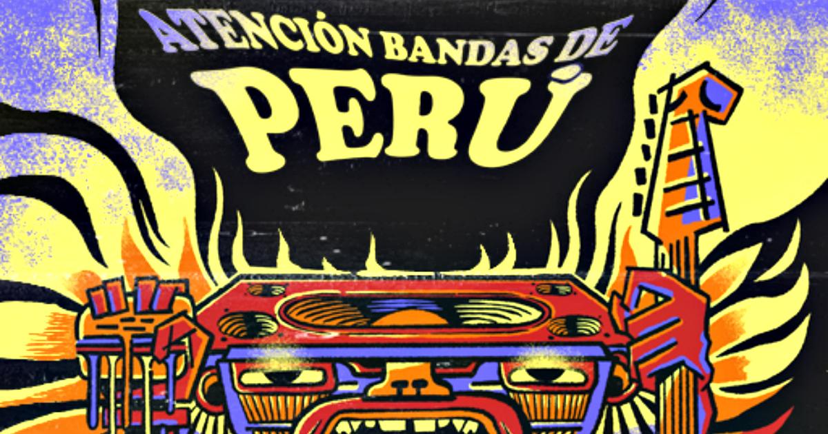 Burger Records Latam abre convocatoria para bandas y artistas de Perú
