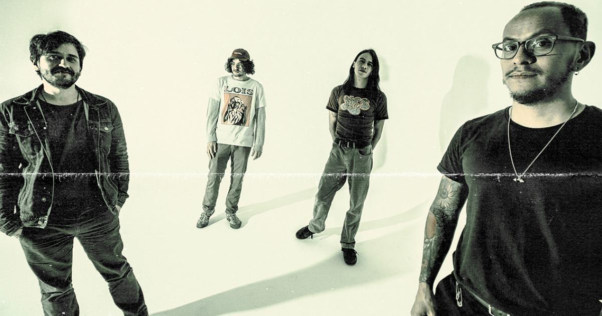 Ruido y distorsión en «Tiempos Raros», el álbum debut de El Shirota