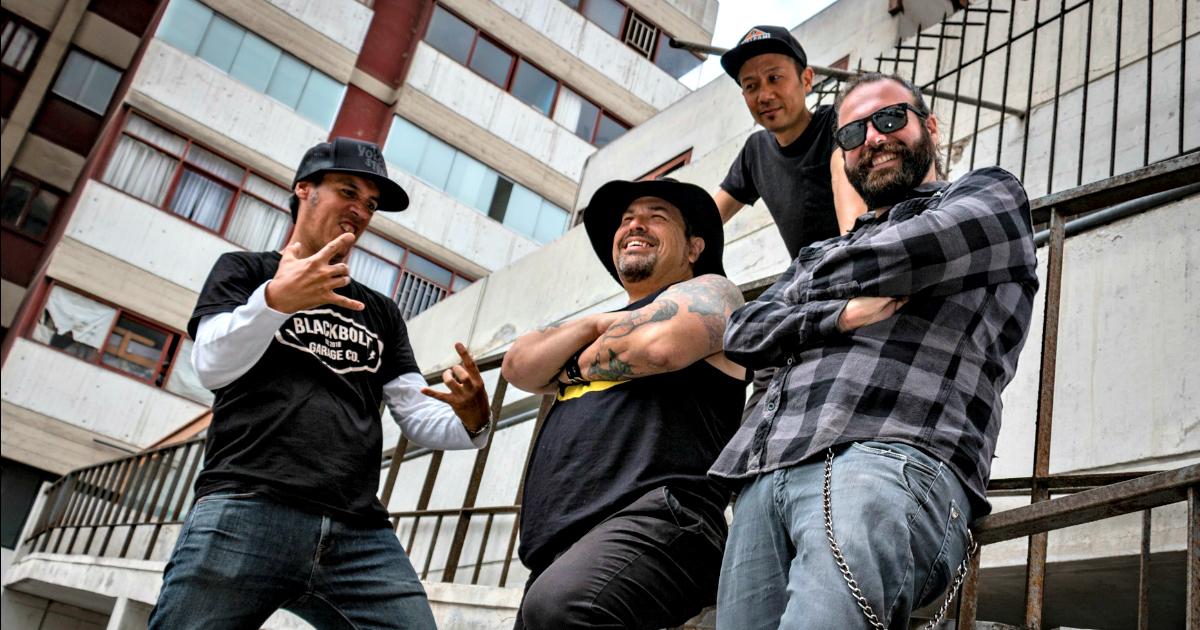 Inyectores presenta «Venas», un nuevo adelanto del próximo álbum