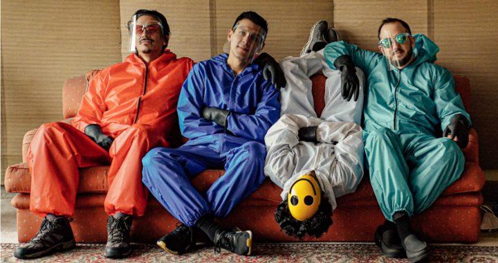 Pooow! estrena el videoclip de «Máscaras», una oda a la mascarilla en clave dance rock