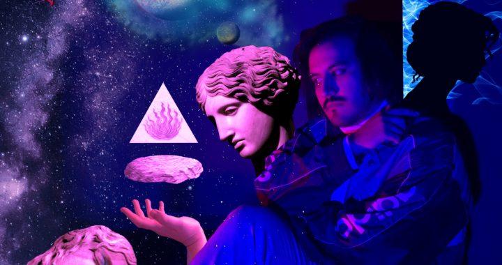 Esoterismo, ciencia ficción y pop: conoce a Cosmic Drama y escucha su canción «Tenme Cariño»