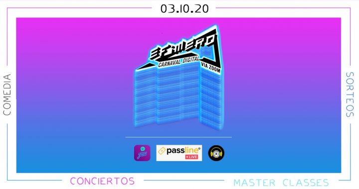 «Efímero», el primer carnaval digital peruano realizado vía zoom