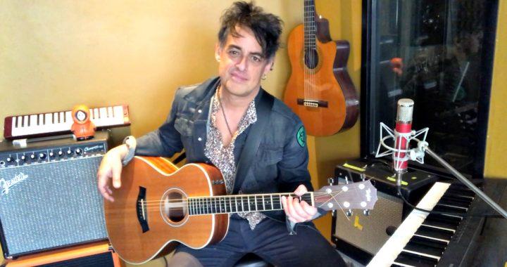 «Cerca», el concierto virtual y presentación de videoclip de Pelo Madueño