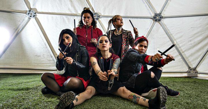 «Girls of Rock 10», el festival online que reunirá a músicas de todo el Perú