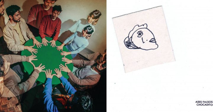 Ases Falsos se mandaron con dos discos: «Chocadito» y «Tacto»