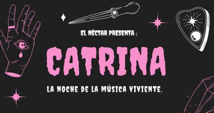 «Catrina, la noche de la música viviente»: Festival online por Halloween