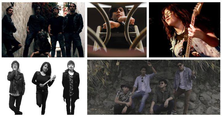 Perú descentralizado: Cinco nuevas bandas para escuchar antes de fin de año