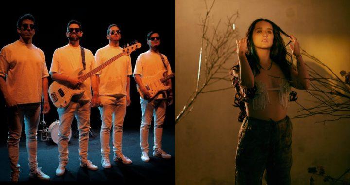 Crik Faluzi y Gala Brie presentan «Hola, Holograma», un pop retrofuturista para veranear
