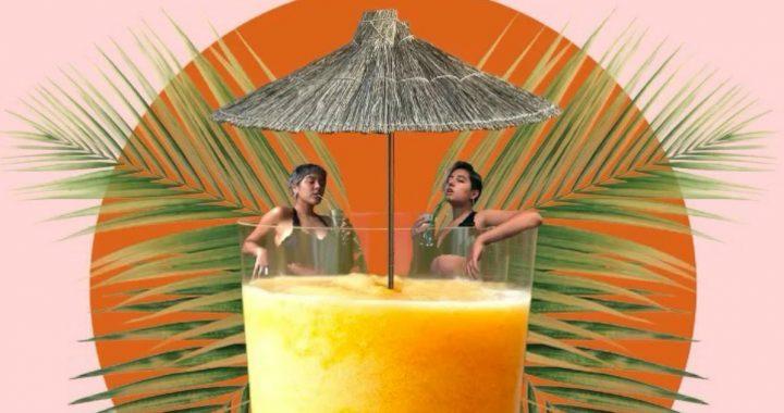Qarmia y La Saya nos invitan un zumito de «Maracuyea» para refrescar el verano