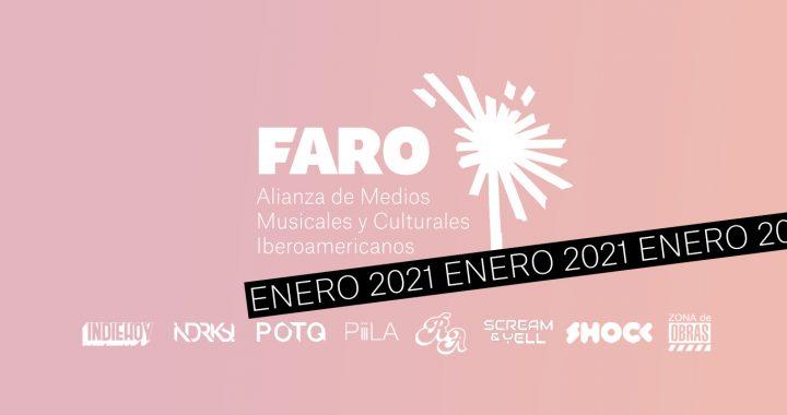Panoramas de enero: nuevos aires en la música y cultura de Iberoamérica