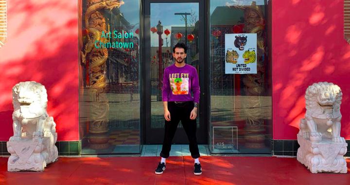 Muchacho Flojo: el mexicano que trae el synthpop al siglo XXI