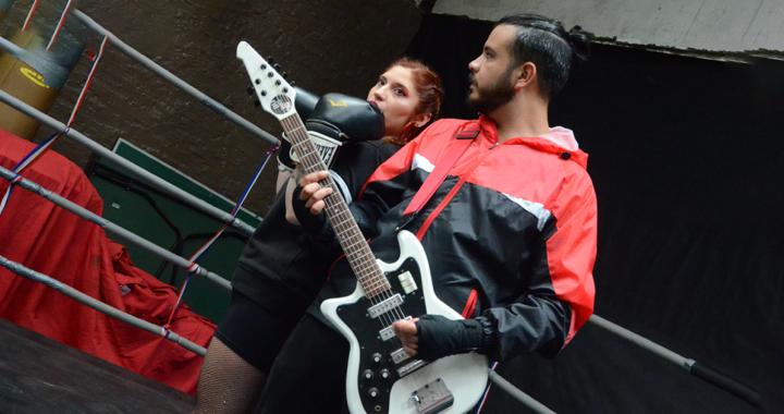 Donki Bit estrena videoclip oficial de «Aguada»
