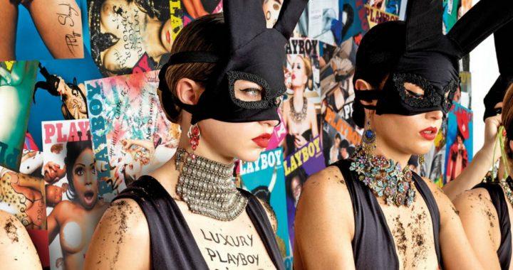 El artista francés Philippe Shangti realiza colaboración con Playboy México