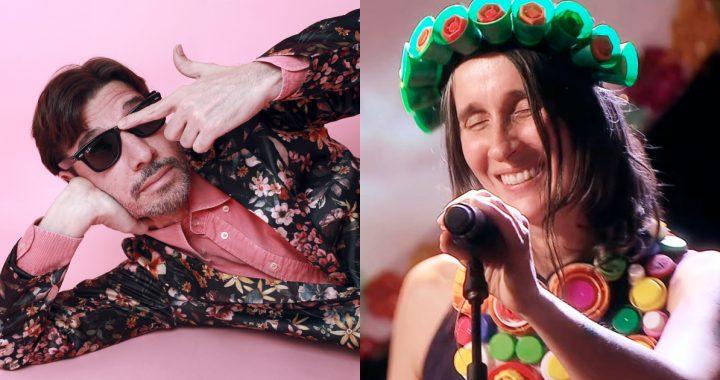 PremiereFARO: Manuel Onís presenta el videoclip de «Pangolín» junto a Andrea Echeverri