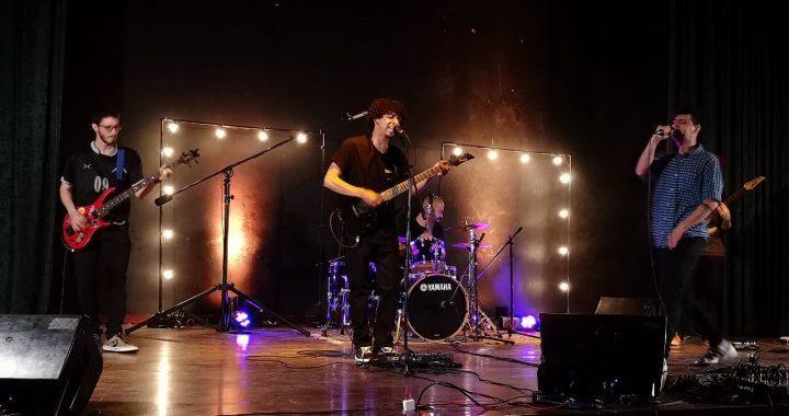 La banda de indie Ciudad Vorágine estrena 'Sesiones de Bodega'