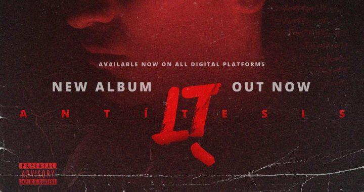 El colombiano JAMP lanza su álbum conceptual 'Antítesis'