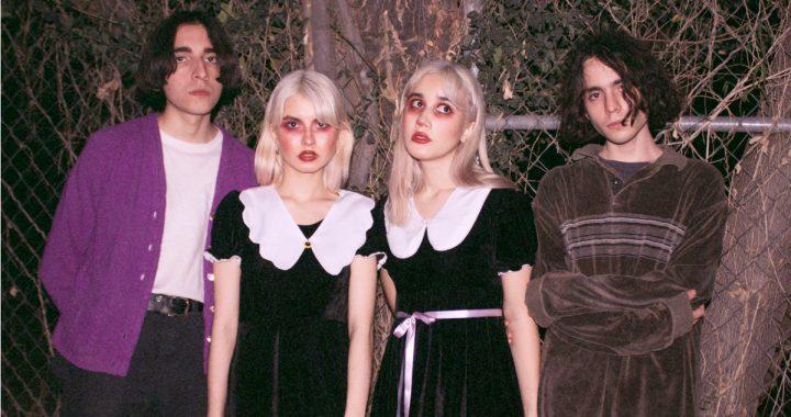 Grunge, shoegaze y dream pop en «Púrpura», el nuevo videoclip de Margaritas Podridas
