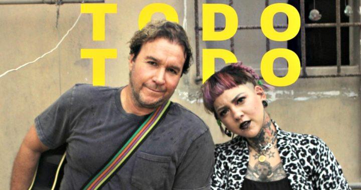 Julio Andrade y Diana Foronda presentan «Todo», una protesta política en clave rock