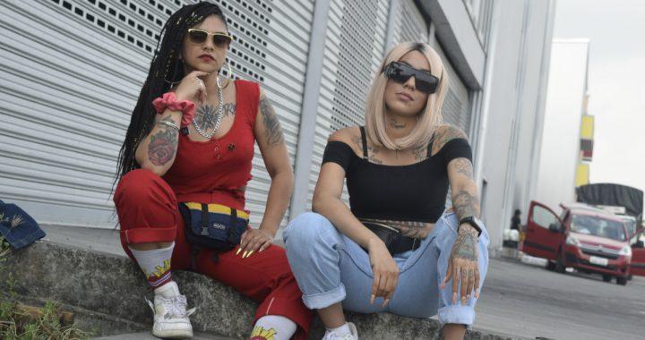 Neblinna y Flor de Rap presentan su nuevo sencillo «Un ángel»