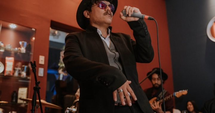 El rapero colombiano Retórica Rima presenta su EP 'Legado'