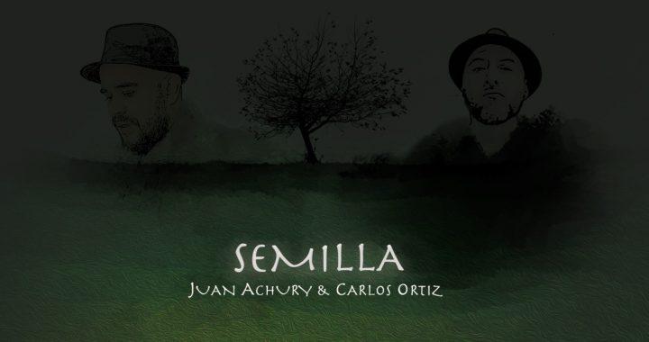 Reggae colombiano con 'Semilla' de Juan Achury y Carlos Ortiz