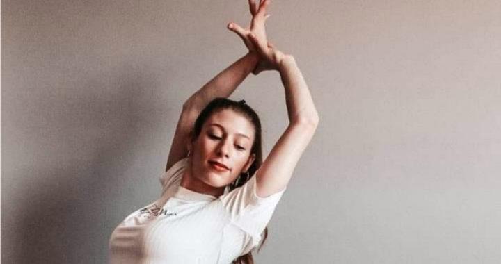 Belén Maggi la talentosa bailarina argentina que triunfa en los Estados Unidos y Latinoamérica.
