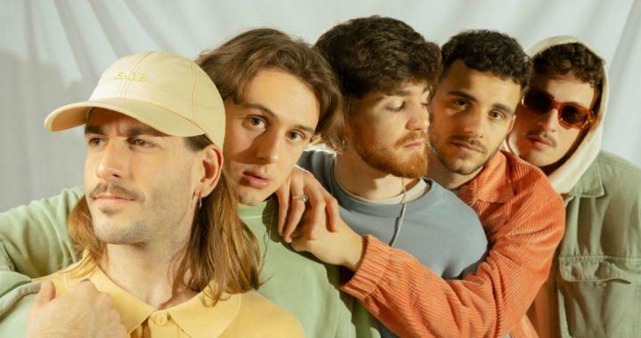 La banda española Hologramma presenta su nuevo sencillo «Carita»