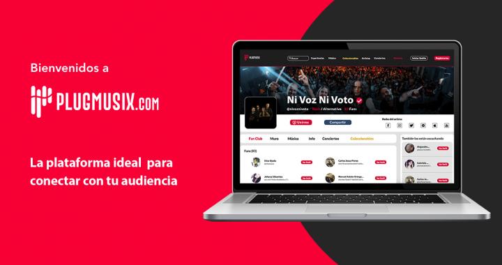 Plugmusix, la red social peruana para impulsar la interacción entre la comunidad musical