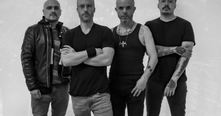 Los colombianos de Mástil debutan con 'El Conjuro'