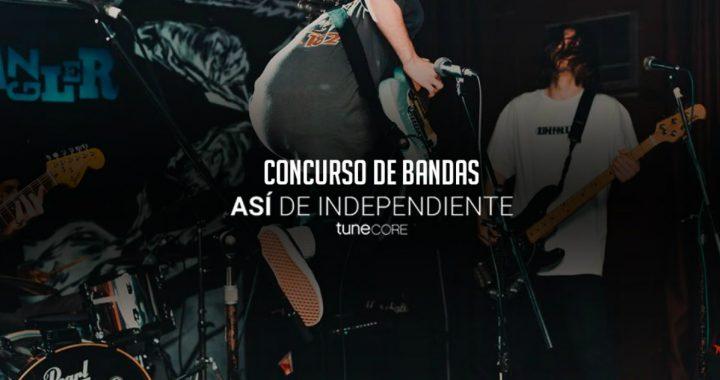 ¡TuneCore ha llegado a Latinoamérica con un concurso de bandas!