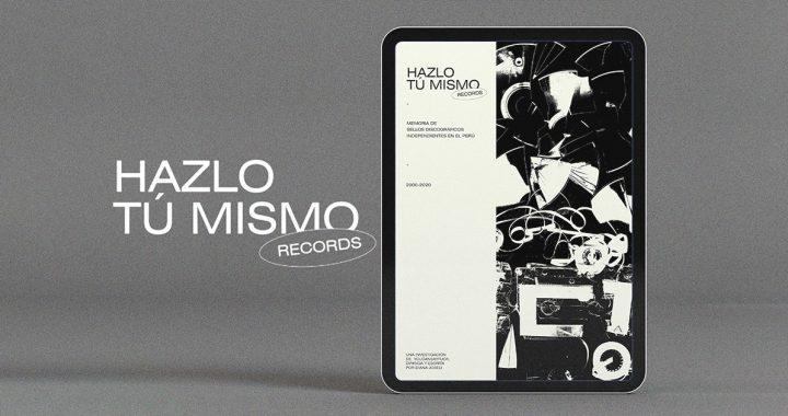 Lee ahora: «Hazlo Tú Mismo Records: Memoria de sellos discográficos independientes en el Perú (2000-2020)»
