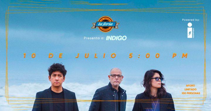 En vivo: Índigo presenta su disco «Mar» en La Feria de Barranco