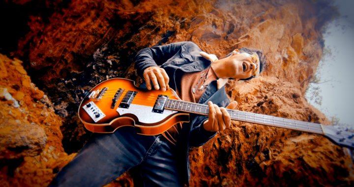 El músico colombo italiano Salomoni lanza 'Mar de Leva'