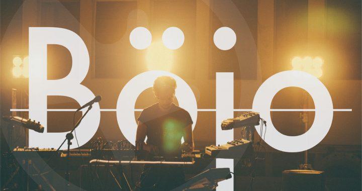 Böjo presenta Opus Live, su set en vivo