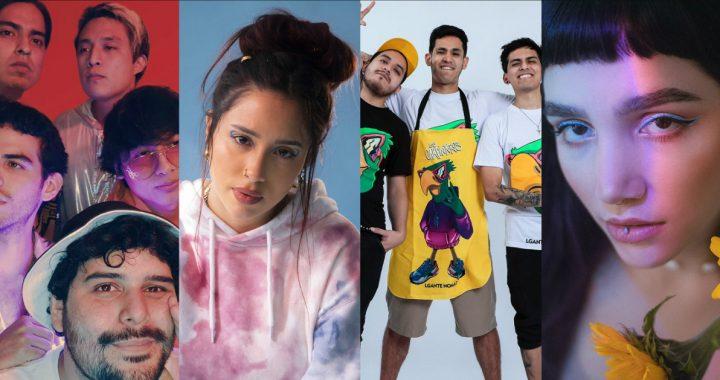 Estos son los 10 finalistas peruanos del concurso Vans Musicians Wanted