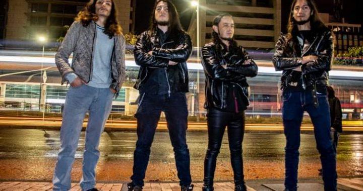 El grupo colombiano Shadows of Fire presenta 'Hasta el final'