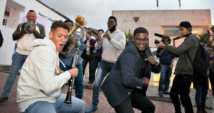 #QueSueneElCambio en el II Seminario Internacional de Música y Transformación Social