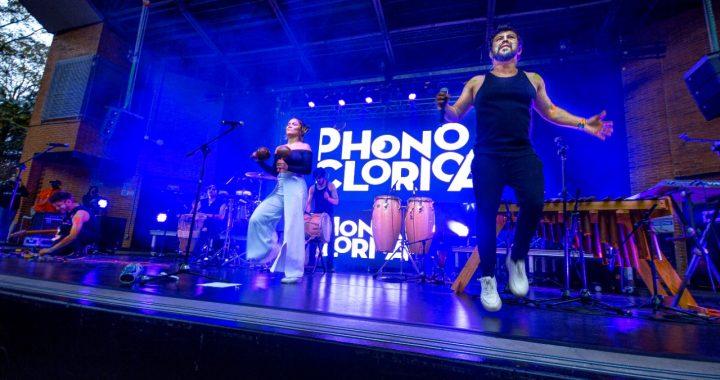 Los colombianos de Phonoclórica presentan 'Salvajes'
