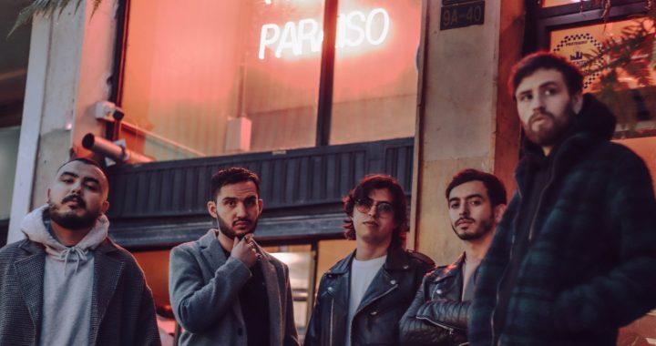 La banda de rock colombiana Royals se confiesa y reflexiona con 'Noise'