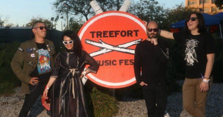 Moldes presentó su nuevo álbum «Intraficie» en el Treefort Music Festival de Estados Unidos
