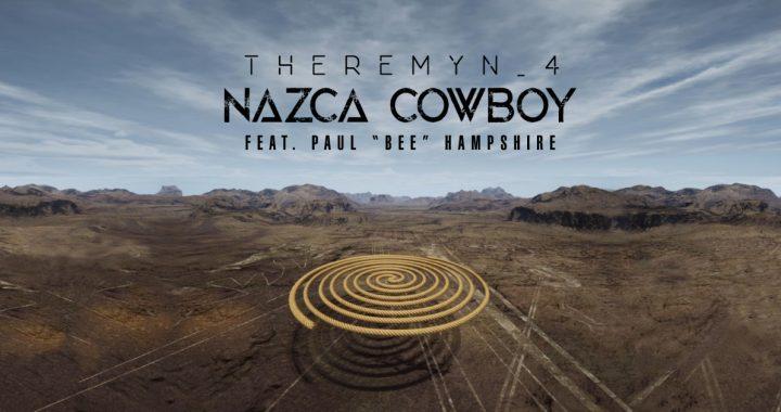 Theremyn_4 y Paul «Bee» Hampshire se unen para presentar «Nazca Cowboy»