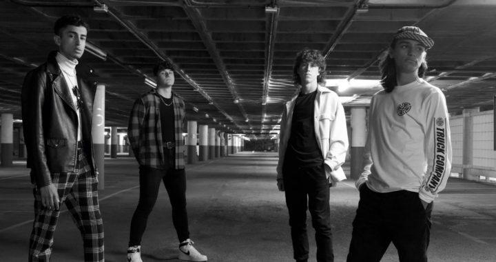 KANAI: Una banda que logra sonar a Mac DeMarco y Nirvana al mismo tiempo